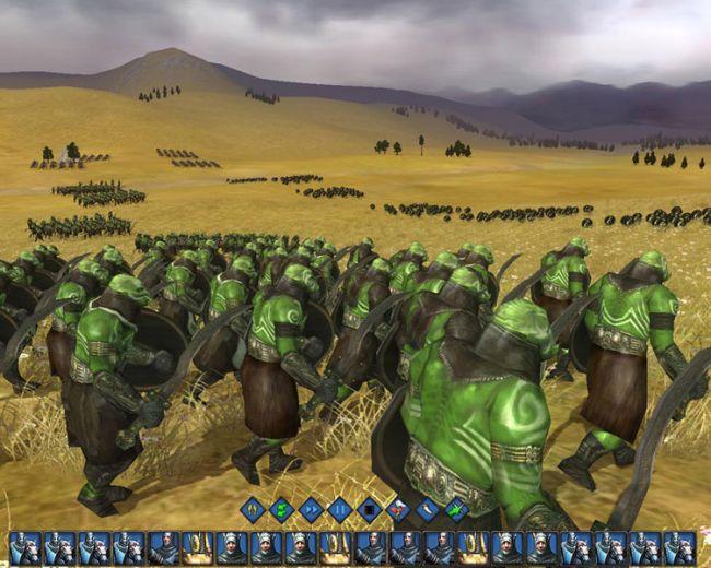 Arcane Legions: A Rising Shadow  Archiv - Screenshots - Bild 6