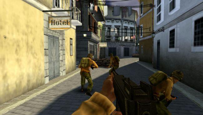 Medal of Honor Heroes (PSP)  Archiv - Screenshots - Bild 26