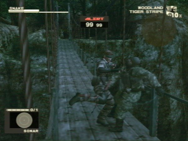 Metal Gear Solid 3: Subsistence  Archiv - Screenshots - Bild 15
