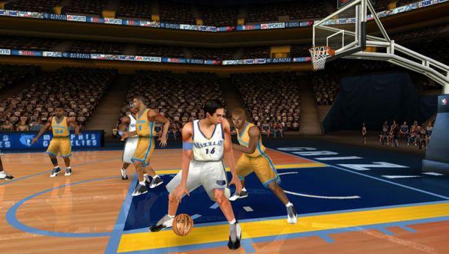 NBA Live 07 (PSP)  Archiv - Screenshots - Bild 10