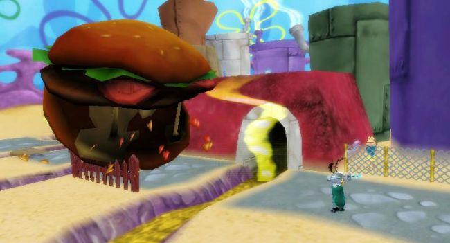 SpongeBob Squarepants: Creature from the Krusty Krab  Archiv - Screenshots - Bild 22