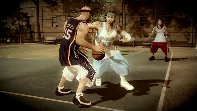 NBA Street Homecourt  Archiv - Screenshots - Bild 41