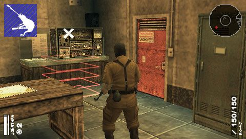Metal Gear Solid: Portable Ops (PSP)  Archiv - Screenshots - Bild 35