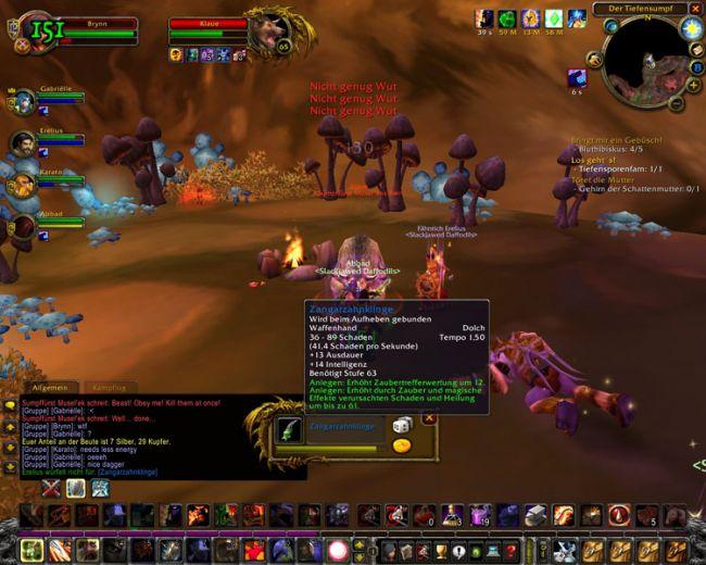 World of WarCraft: The Burning Crusade  Archiv - Screenshots - Bild 40