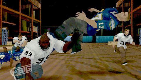 NFL Street 3 (PSP)  Archiv - Screenshots - Bild 4