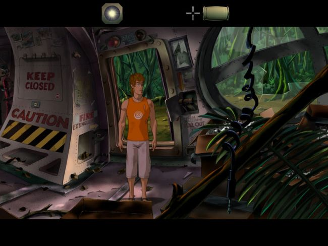 Runaway 2: The Dream of the Turtle  Archiv - Screenshots - Bild 2