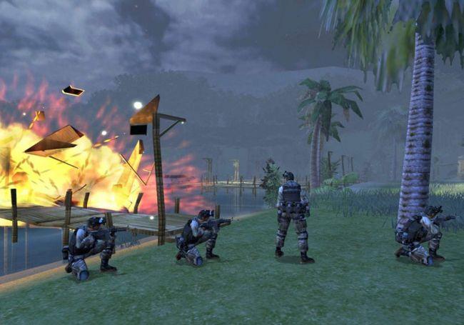 Delta Force: Black Hawk Down - Team Sabre  Archiv - Screenshots - Bild 3