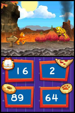 Garfield's Nightmare (DS)  Archiv - Screenshots - Bild 5