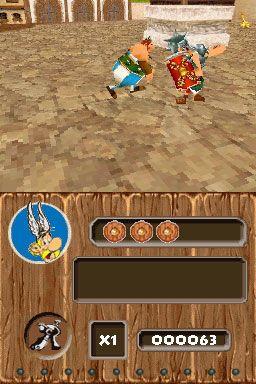 Asterix & Obelix XXL 2 - Mission: Wifix (DS)  Archiv - Screenshots - Bild 4