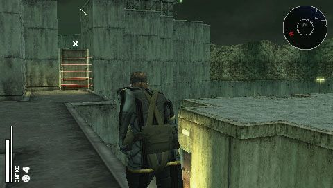 Metal Gear Solid: Portable Ops (PSP)  Archiv - Screenshots - Bild 40