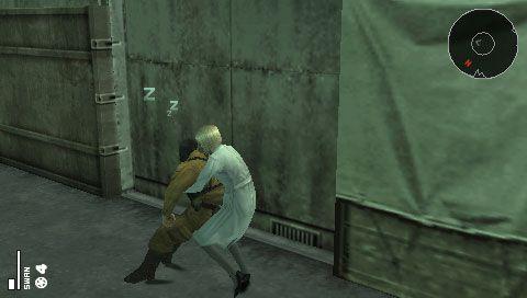 Metal Gear Solid: Portable Ops (PSP)  Archiv - Screenshots - Bild 38