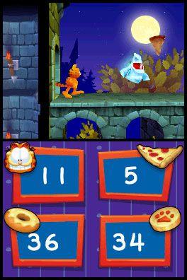 Garfield's Nightmare (DS)  Archiv - Screenshots - Bild 4