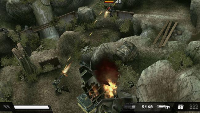 Killzone: Liberation (PSP)  Archiv - Screenshots - Bild 4