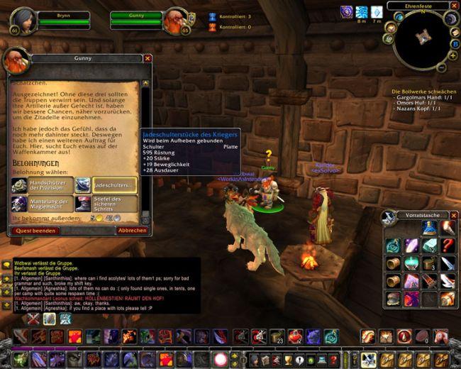 World of WarCraft: The Burning Crusade  Archiv - Screenshots - Bild 48