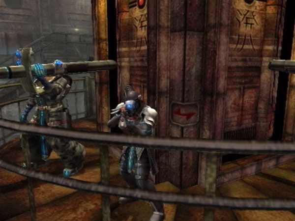 Final Fantasy VII: Dirge of Cerberus  Archiv - Screenshots - Bild 9