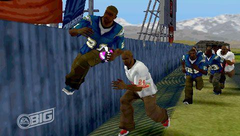 NFL Street 3 (PSP)  Archiv - Screenshots - Bild 10