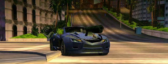 Full Auto 2: Battlelines (PSP)  Archiv - Screenshots - Bild 16