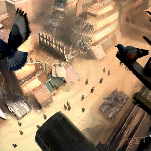 Killzone: Liberation (PSP)  Archiv - Artworks - Bild 7