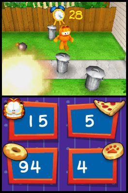 Garfield's Nightmare (DS)  Archiv - Screenshots - Bild 10