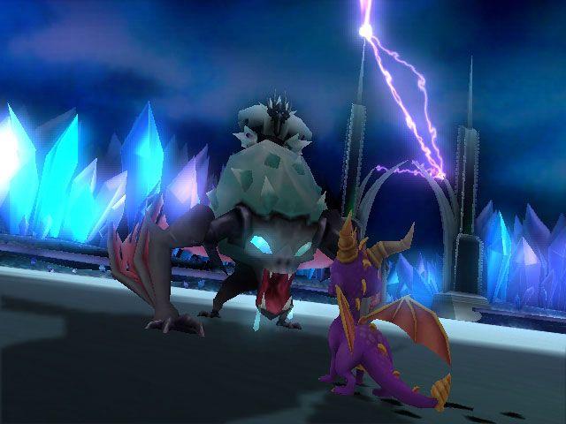 Legend of Spyro: A New Beginning  Archiv - Screenshots - Bild 13