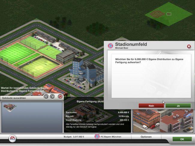 Fussball Manager 07  Archiv - Screenshots - Bild 14