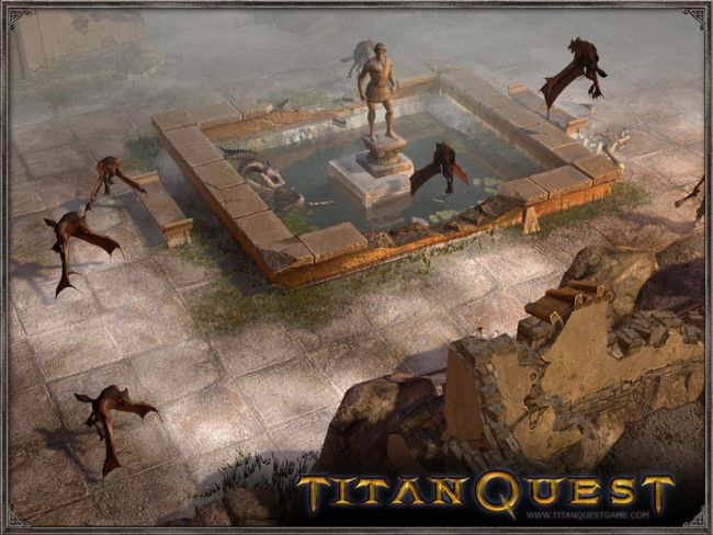 Titan Quest: Immortal Throne  Archiv - Screenshots - Bild 49
