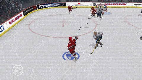 NHL 07 (PSP)  Archiv - Screenshots - Bild 6
