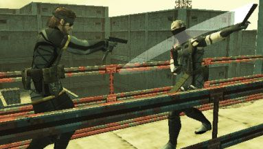 Metal Gear Solid: Portable Ops (PSP)  Archiv - Screenshots - Bild 27