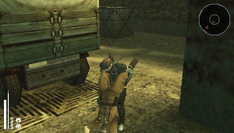 Metal Gear Solid: Portable Ops (PSP)  Archiv - Screenshots - Bild 29