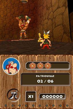 Asterix & Obelix XXL 2 - Mission: Wifix (DS)  Archiv - Screenshots - Bild 11