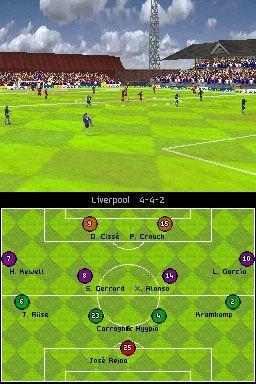 FIFA 07 (DS)  Archiv - Screenshots - Bild 4