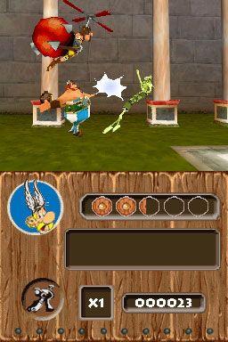 Asterix & Obelix XXL 2 - Mission: Wifix (DS)  Archiv - Screenshots - Bild 13