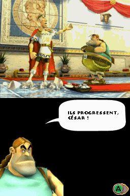 Asterix & Obelix XXL 2 - Mission: Wifix (DS)  Archiv - Screenshots - Bild 16