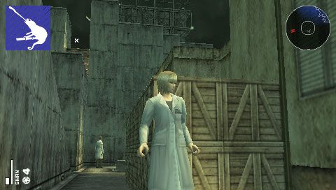Metal Gear Solid: Portable Ops (PSP)  Archiv - Screenshots - Bild 39