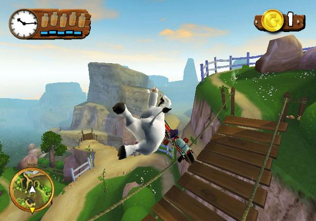 Der tierisch verrückte Bauernhof : - Screenshots von Gameswelt