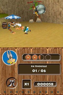 Asterix & Obelix XXL 2 - Mission: Wifix (DS)  Archiv - Screenshots - Bild 12