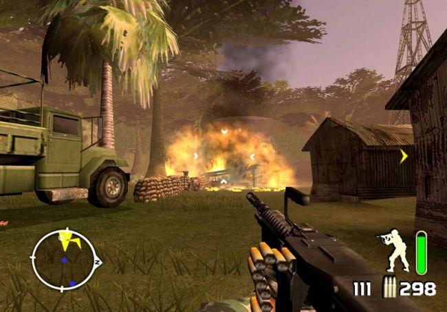 Delta Force: Black Hawk Down - Team Sabre  Archiv - Screenshots - Bild 2