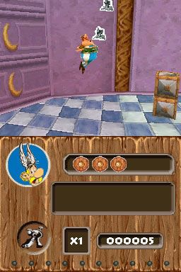 Asterix & Obelix XXL 2 - Mission: Wifix (DS)  Archiv - Screenshots - Bild 7