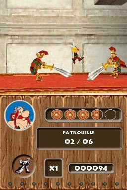 Asterix & Obelix XXL 2 - Mission: Wifix (DS)  Archiv - Screenshots - Bild 15