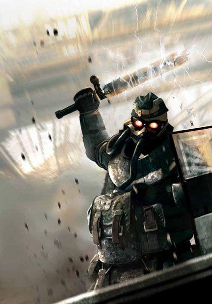 Killzone: Liberation (PSP)  Archiv - Artworks - Bild 5
