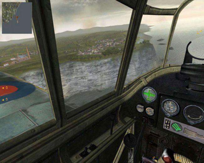 Combat Wings: Battle of Britain  Archiv - Screenshots - Bild 4