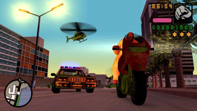 Grand Theft Auto: Vice City Stories (PSP)  Archiv - Screenshots - Bild 8