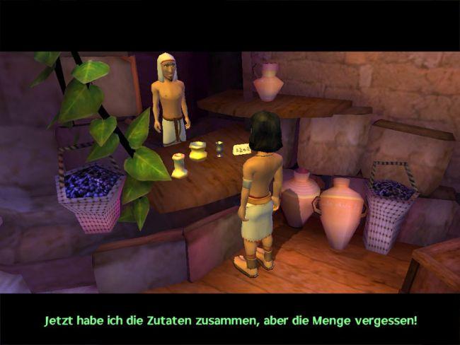 Ankh: Herz des Osiris  Archiv - Screenshots - Bild 9