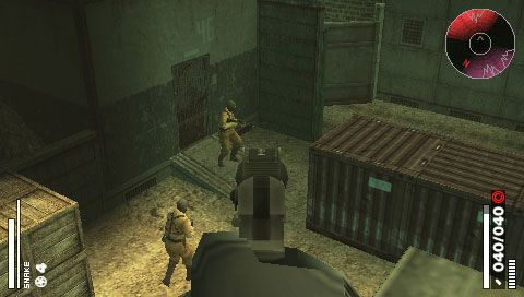 Metal Gear Solid: Portable Ops (PSP)  Archiv - Screenshots - Bild 47