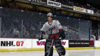 NHL 07 (PSP)  Archiv - Screenshots - Bild 8
