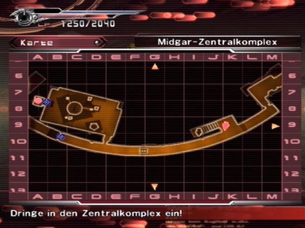 Final Fantasy VII: Dirge of Cerberus  Archiv - Screenshots - Bild 15