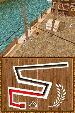 Asterix & Obelix XXL 2 - Mission: Wifix (DS)  Archiv - Screenshots - Bild 5