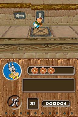 Asterix & Obelix XXL 2 - Mission: Wifix (DS)  Archiv - Screenshots - Bild 9