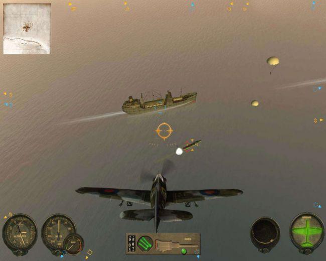 Combat Wings: Battle of Britain  Archiv - Screenshots - Bild 2