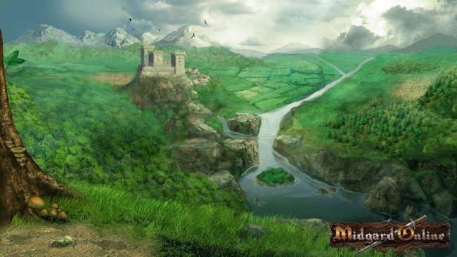Midgard Online  Archiv - Artworks - Bild 5